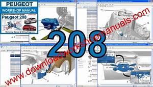 Peugeot 208 Workshop Repair Manual