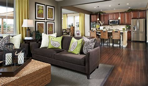 traditions in co new homes floor plans by richmond american homes