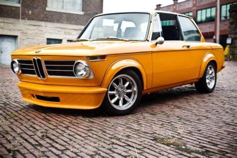 buy  restored colorado orange  bmw tii rust