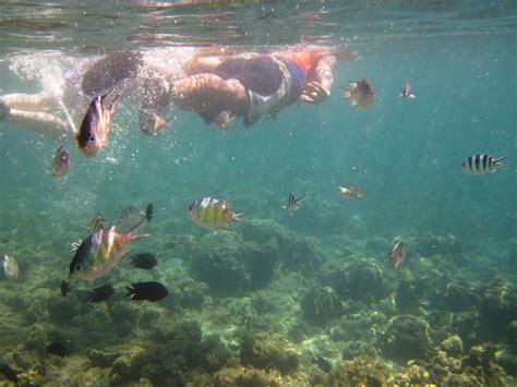 Honda Snorkeling by Snorkeling At Honda Bay With My Friends Palawan