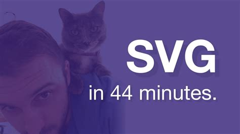 In this article, we will learn how to make these lightweight, scalable animations! SVG Tutorial: With CSS Animation - YouTube