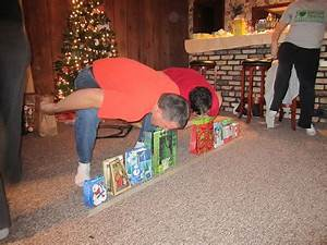 Fun Christmas Game For Men Christmas Gravity