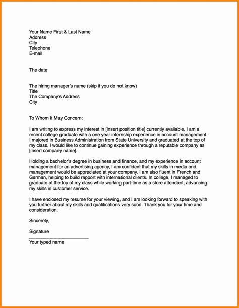 What To Write In A Cover Letter For Retail How To Write A Letter In Letters Free Sle