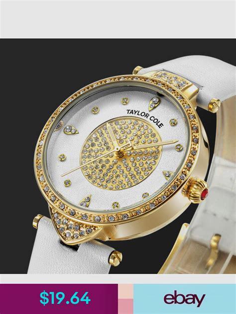Taylor Cole Wristwatches #ebay #Jewelry & Watches | Quartz ...