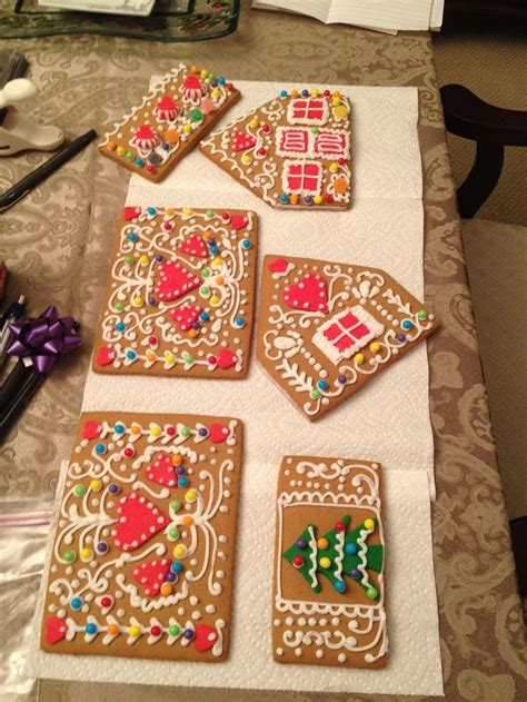 Decorating Ideas Gingerbread Houses by 17 Best Ideas About Gingerbread House Template On