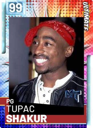 tupac shakur nba  custom card kmtcentral