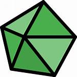 Dodecahedron Icons Icon Shapes