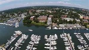 Imperial Yacht Club New Rochelle NY Aerial Drone Video