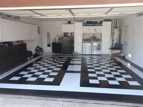 Discount Garage Floor Tile Easy to Install DIY   Mazer