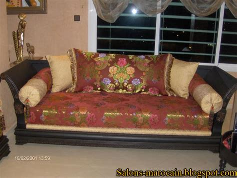 canapé marocain prix photos canapé fauteuil marocain