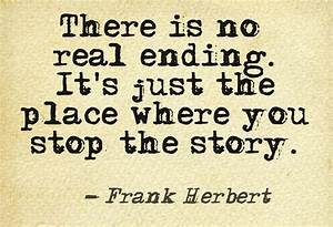 Inspirational Quotes About Endings. QuotesGram
