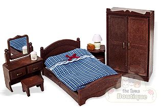 calico critters bedroom calico critters master bedroom set
