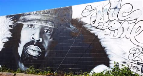 mac dre mural in oakland san francisco bay view 187 mac dre mural screenshot mac