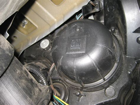 gm chevrolet equinox headlight bulbs replacement guide 022