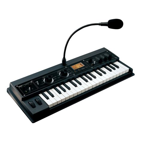 korg microkorg xl synthesizer vocoder sound affects premier