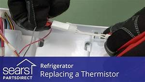 How To Replace A Refrigerator Thermistor