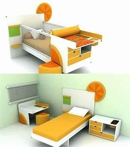 Funktionsmöbel Für Kleine Räume : praktische betten f r kleine r ume ~ Markanthonyermac.com Haus und Dekorationen