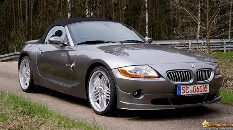 Primul Alpina Roadster S Supercharged (bmw Z4) » Tuninghost.ro