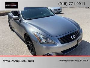 2013 Infiniti Ipl G Coupe Rwd For Sale In Nashville  Tn