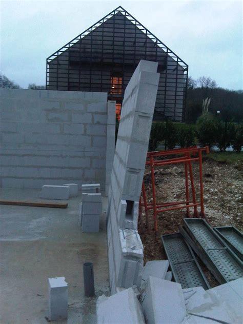 mur exterieur beton cellulaire murs de beton cellulaire qui tombent 17 messages