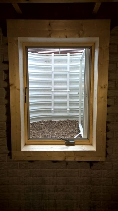 Rc Waterproofing Mount Morris Mi Egress Windows Ayotte Waterproofing Quot The Basement Quot