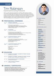 free simple professional resume template in ai format With easy professional resume template