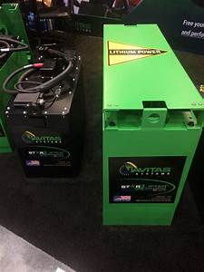 Lithium Motive Battery Systems