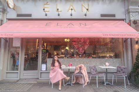 london elan cafe  onetimefashionistacom
