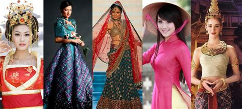 10 most beautiful traditional dresses from around the