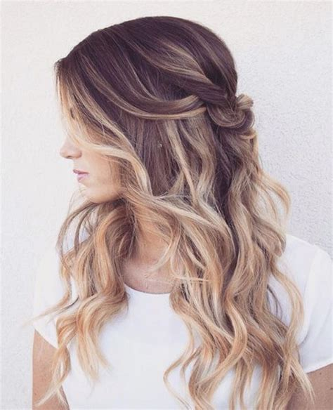 Soft, Sexy Waves for the Bride & Bridesmaids   Hairstyles