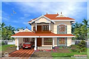 Fashion 4 Home : kerala style 4 bedroom home design kerala home design and floor plans ~ Orissabook.com Haus und Dekorationen