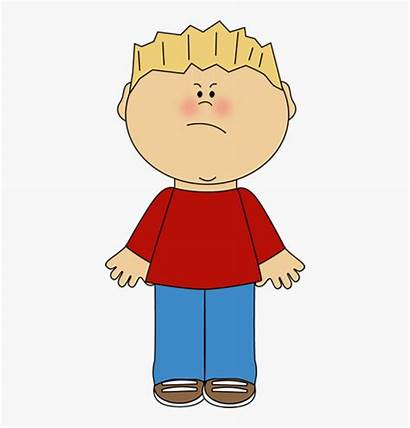Sad Boy Clip Clipart Confused Kid Face