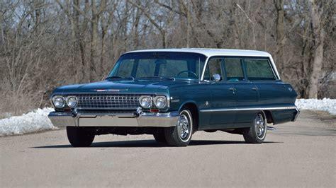 1963 Chevrolet Impala Wagon  T197  Indianapolis 2013