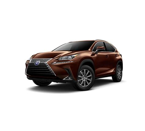 fort worth   lexus nx  autumn shimmer suv