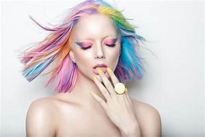 Lime Crime - Rainbow hair, LOVE!