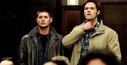 Supernatural Winchester Dean Sam Funny Gifs Castiel
