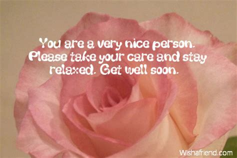 nice person