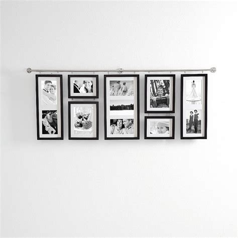 picture frame gallery set gallery frame set contemporary picture frames 4184