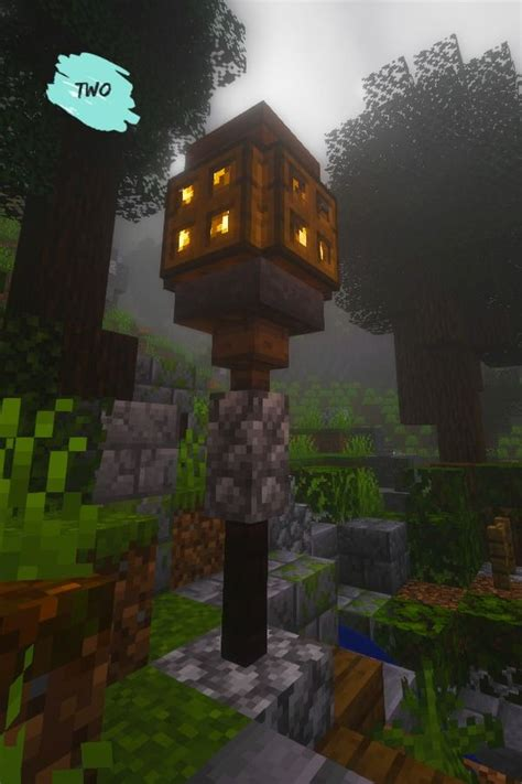 build  simple  lamp  minecraft minecraft designs minecraft minecraft crafts