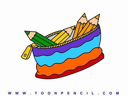 Pencil Clipart Cases Drawing Case Draw Clipartpanda