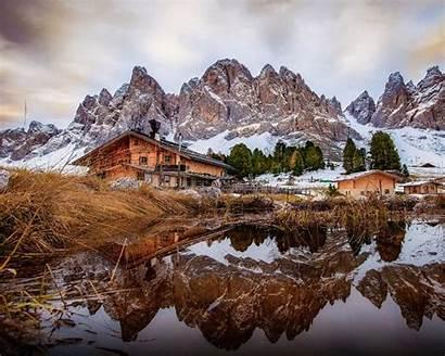 Desktop Italy Di Dolomites Funes Val Wallpapers