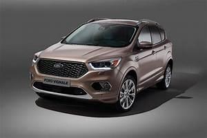 Prix Ford Kuga 2017 : ford kuga vignale il arrive en septembre l 39 argus ~ Gottalentnigeria.com Avis de Voitures