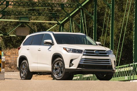 toyota highlander safety review  crash test