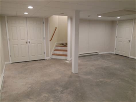 unfinished thermaldry basement floor matting wood like floor for basements minnesota and wisconsin