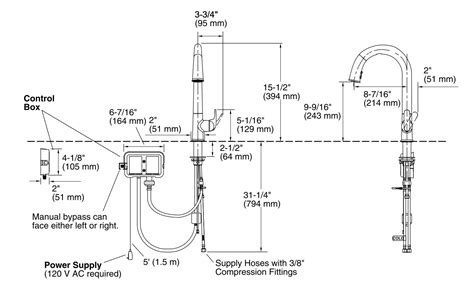 Kohler K-72218-vs Sensate Touchless Pull-down Kitchen