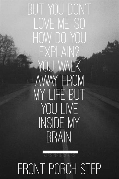 Front Porch Step Lyrics by Front Porch Step Poison Great Song Lyrics And All