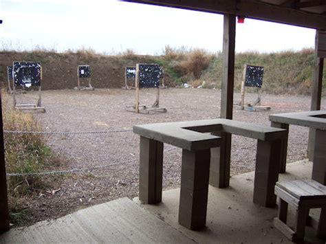 garretson sportsmens club rifle range