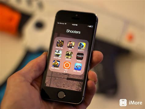 Best Iphone Shooting Games Imore