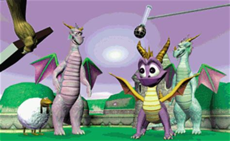 confetti blog analysing games spyro  dragon