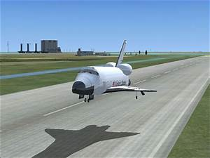Flight--Land The Space Shuttle for FSX